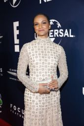 Mekia Cox – Golden Globe Awards at Beverly Hilton Hotel in Beverly Hills 01/08/ 2017