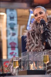 Melanie Brown - Times Square New Years Eve 2017 in NYC 12/31/ 2016