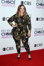 Melissa McCarthy – People's Choice Awards in Los Angeles 1/18/ 2017
