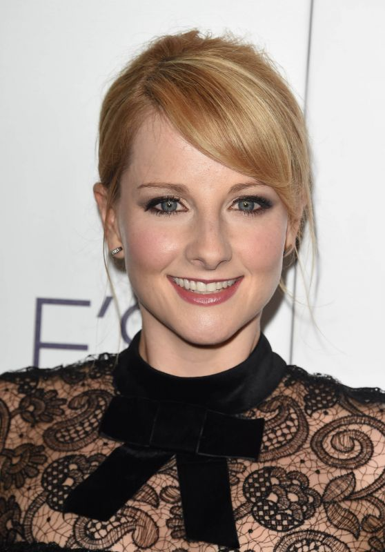 Melissa Rauch – People's Choice Awards in Los Angeles 1/18/ 2017