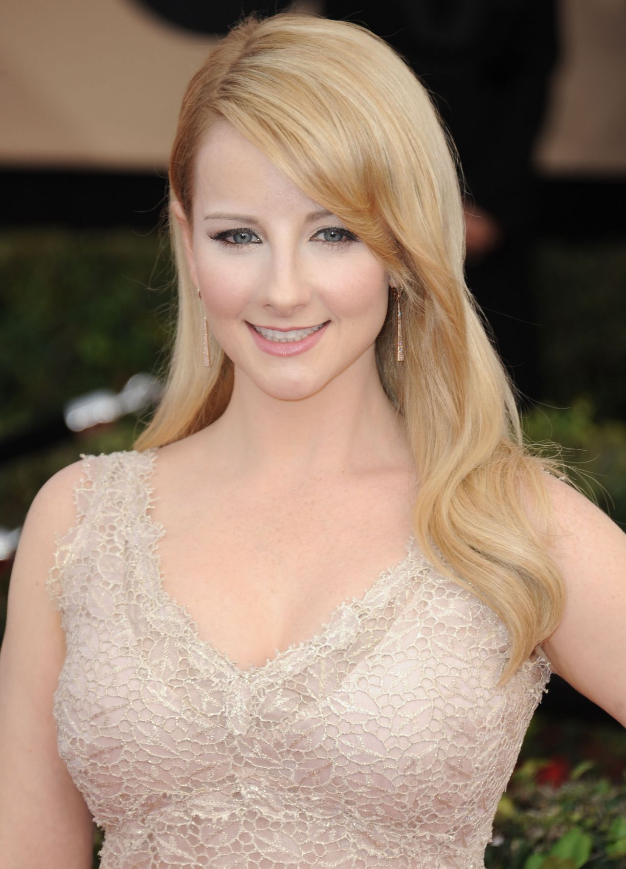 Melissa Rauch Sag Awards In Los Angeles 1 29 2017