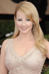 Melissa Rauch – SAG Awards in Los Angeles 1/29/ 2017