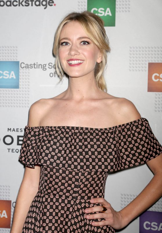 Meredith Hagner – Artios Awards in Los Angeles 1/19/ 2017