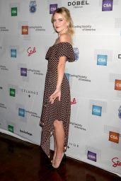 Meredith Hagner – Artios Awards in Los Angeles 1/19/ 2017