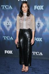Michaela Conlin – FOX Winter TCA All Star Party in Pasadena, CA 01/11/ 2017