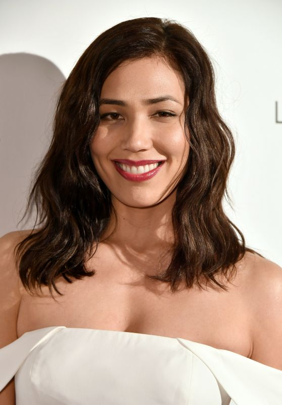 Michaela Conlin – Marie Claire's Image Maker Awards in West Hollywood 1/10/ 2017