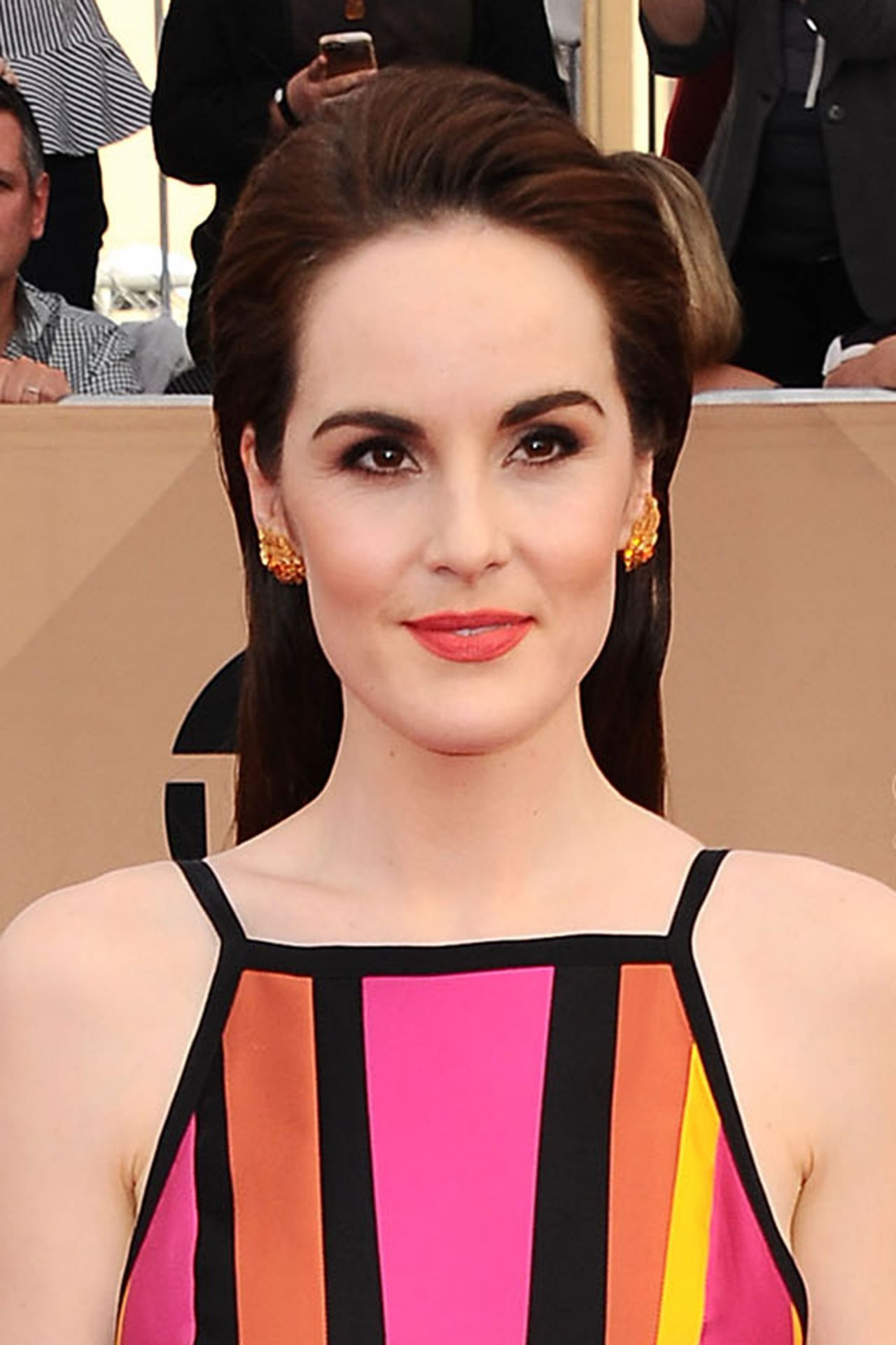 Michelle Dockery Sag Awards In Los Angeles 1 29 2017