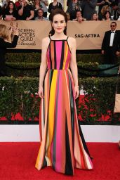 Michelle Dockery – SAG Awards in Los Angeles 1/29/ 2017