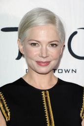 Michelle Williams - New York Film Critics Circle Awards 1/3/ 2017