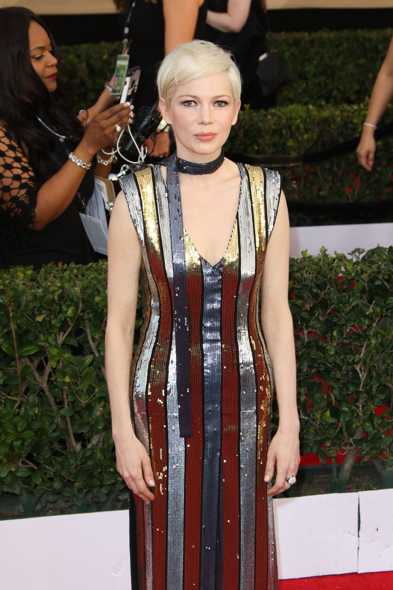 Michelle Williams – SAG Awards in Los Angeles 1/29/ 2017 Michelle Williams