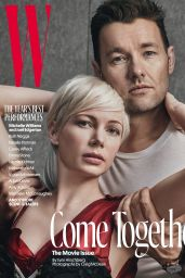 Michelle Williams - W 'Best Performances' February 2017 Issue