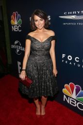 Milana Vayntrub – Fox Party For Golden Globe Awards at Fox Pavilion in Beverly Hills 1/8/ 2017