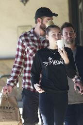 Miley Cyrus - Shopping in Los Angeles 1/6/ 2017