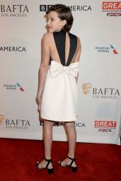 Millie Bobby Brown – BAFTA Tea Party in Los Angeles 1/7/ 2017