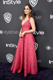 Minka Kelly – InStyle and Warner Bros Golden Globes After Party 1/8/ 2017