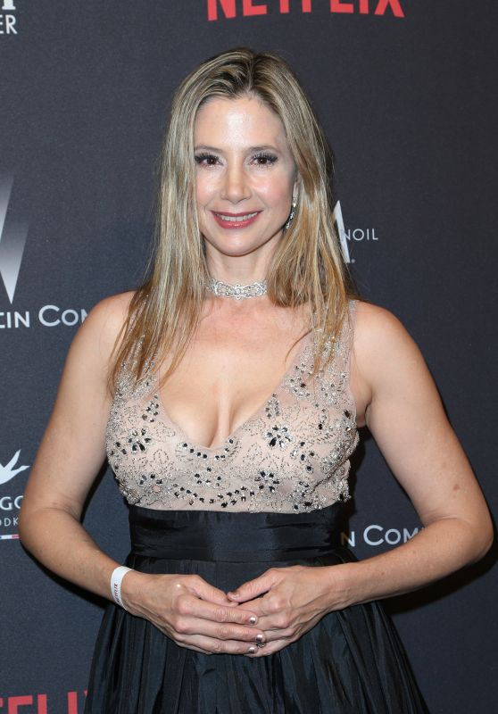 Mira Sorvino - The Weinstein Company And Netflix Golden Globes After Party in LA 1/8/ 2017