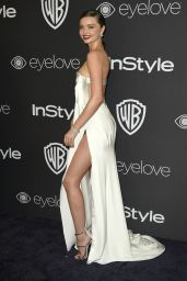 Miranda Kerr – InStyle and Warner Bros Golden Globes After Party 1/8/ 2017