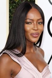 Naomi Campbell – Golden Globe Awards in Beverly Hills 01/08/ 2017