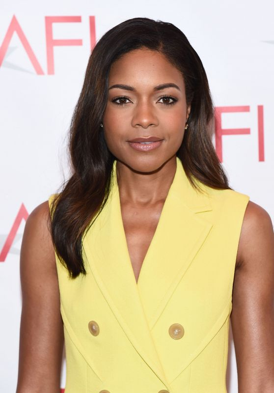 Naomie Harris – AFI Awards Luncheon in Los Angeles 1/6/ 2017