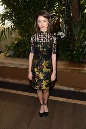 Natalia Dyer – AFI Awards Luncheon in Los Angeles 1/6/ 2017