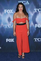 Natalie Martinez – FOX Winter TCA All Star Party in Pasadena, CA 01/11/ 2017