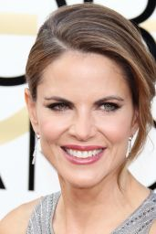 Natalie Morales – Golden Globe Awards in Beverly Hills 01/08/ 2017