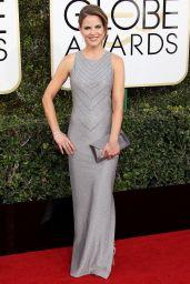 Natalie Morales – Golden Globe Awards in Beverly Hills 01/08/ 2017