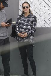 Natalie Portman - Out in Los Feliz 1/5/ 2017