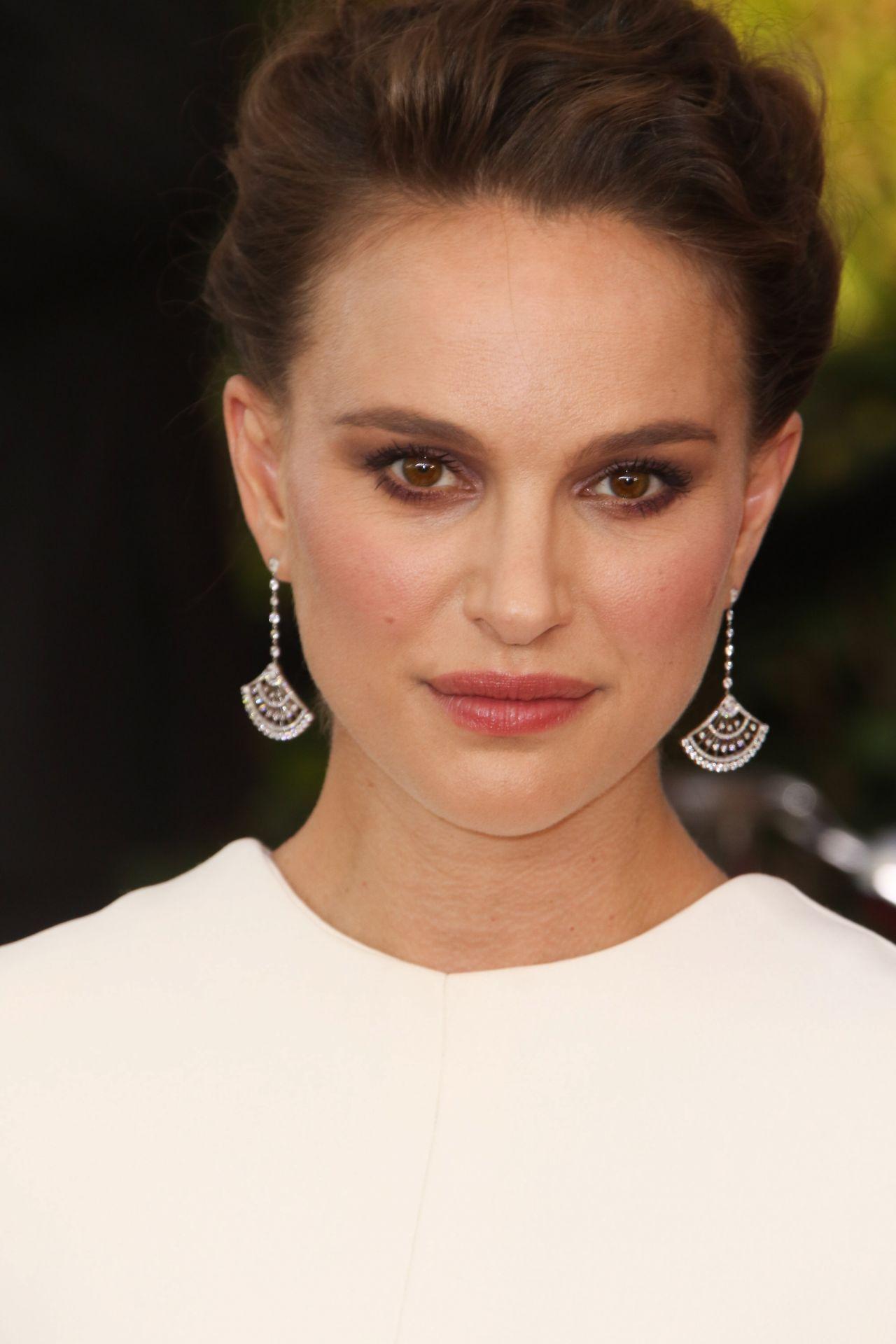 Natalie Portman Sag Awards In Los Angeles 1 29 2017