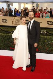 Natalie Portman – SAG Awards in Los Angeles 1/29/ 2017