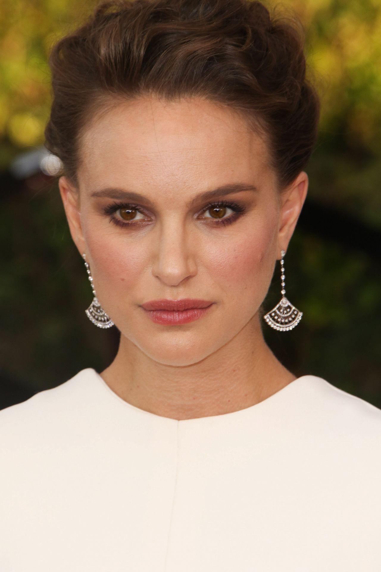 Natalie Portman – SAG Awards in Los Angeles 1/29/ 2017