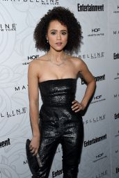 Nathalie Emmanuel – EW Celebration of SAG Award Nominees in Los Angeles 1/28/2017