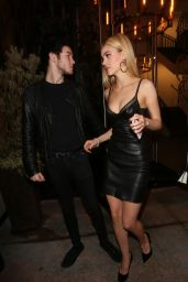 Nicola Peltz - Enjoyed a Night Out With Friends at Catch LA in West Hollywood 1/12/ 2017