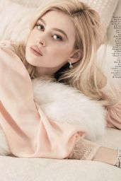 Nicola Peltz - Vogue Spain February 2017 Issue
