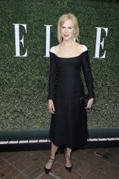 Nicole Kidman – Elle Women in Television in Los Angeles 1/14/ 2017