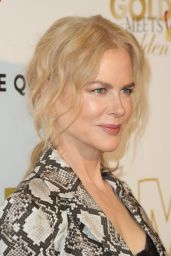 Nicole Kidman - Gold Meets Golden Event in Los Angeles 1/7/ 2017