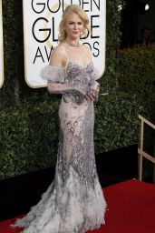 Nicole Kidman – Golden Globe Awards in Beverly Hills 01/08/ 2017