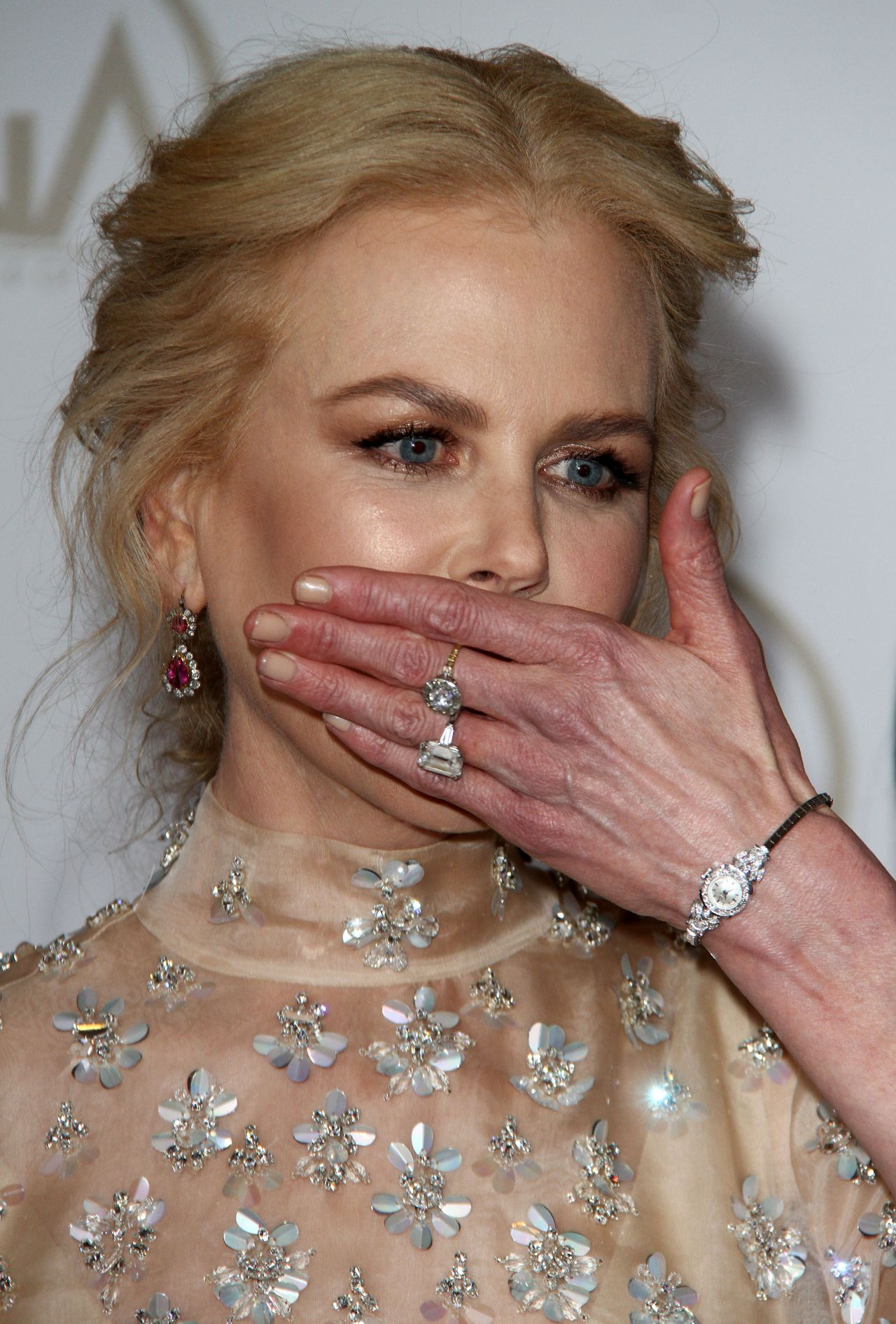 Nicole Kidman Producers Guild Awards In Beverly Hills 1