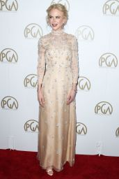 Nicole Kidman – Producers Guild Awards in Beverly Hills 1/28/ 2017