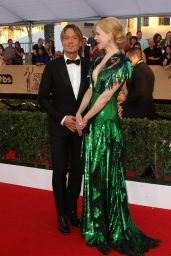 Nicole Kidman – SAG Awards in Los Angeles 1/29/ 2017