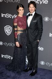 Nikki Reed – InStyle and Warner Bros Golden Globes After Party 1/8/ 2017