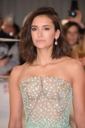 Nina Dobrev - xXx: Return of Xander Cage European Premiere in London 1/10/ 2017