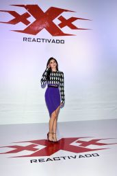 Nina Dobrev – XXX: The Return of Xander Cage Photocall in Mexico City 1/5/ 2017