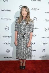 Nina Garcia – Marie Claire's Image Maker Awards in West Hollywood 1/10/ 2017