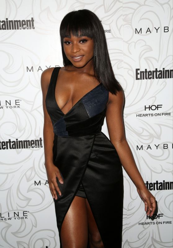 Normani Kordei – EW Celebration of SAG Award Nominees in Los Angeles 1/28/2017