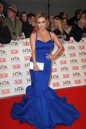 Ola Jordan – National Television Awards in London 1/25/ 2017