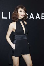 Olga Kurylenko - Elie Saab Haute Couture S/S Fashion Show in Paris 1/25/ 2017