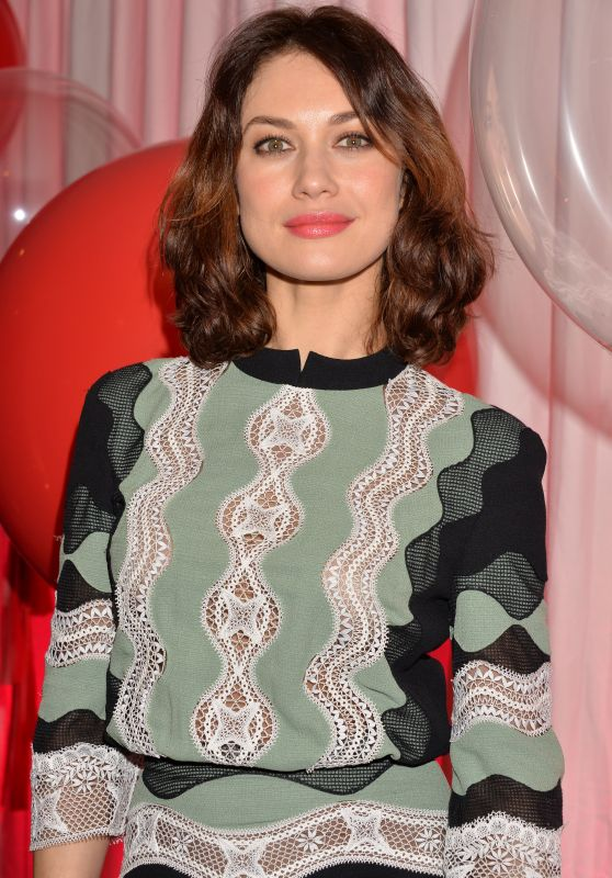 Olga Kurylenko - Gift of Life, Royal Festival Hall on South Bank, London 1/14/ 2017