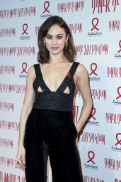 Olga Kurylenko - Sidaction Gala Dinner 2017 in Paris, France 1/26/ 2017