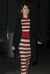 Olga Kurylenko - The FALL Magazine Launch Party in London 1/18/ 2017